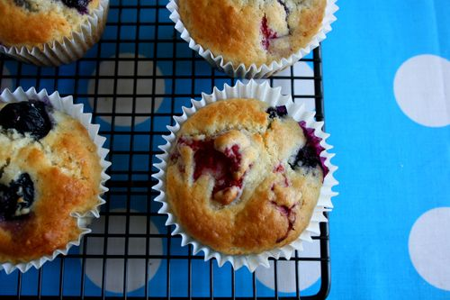 Summer muffins 2